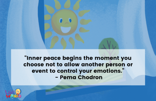Teen Mental Health | Inner Peace Quote | Mindful Practice